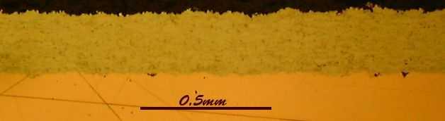 Microstructure of HVOF Sprayed Nickel Chromium Molybdenum Superalloy (Inconel 625 Type)