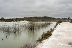 WINTERY GRAVEL PIT